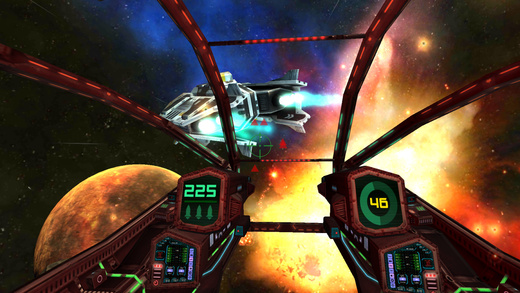 VR Space: The Last Mission By Loading Home - MFi Games