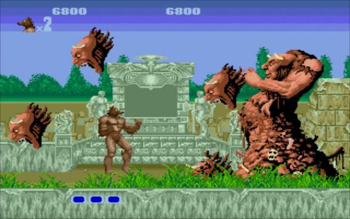 Altered Beast Classic - MFi Games