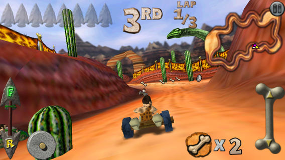 Cro-mag rally iphone game free. Download ipa for ipad,iphone,ipod.