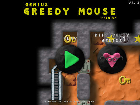 Genius Greedy Mouse [Premium]
