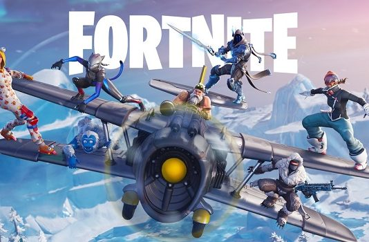 Submit a Game · Fortnite Battle Royale